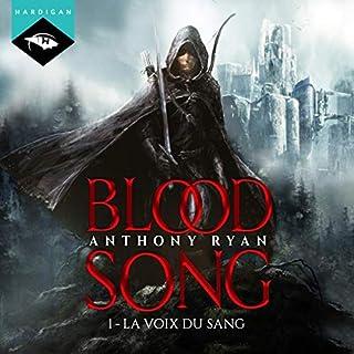 Couverture de La Voix du sang
