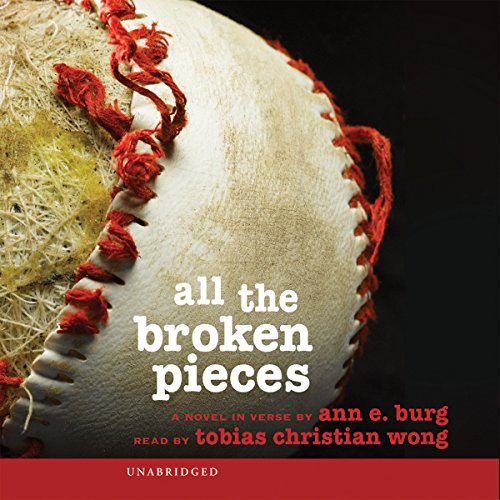All the Broken Pieces audiobook cover art
