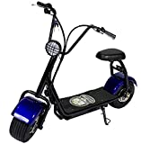 OchOOs Patinete e-Scooter City Vespa Mini C.C. Patín electrico City 800W Litio 48V/12aH tipo...