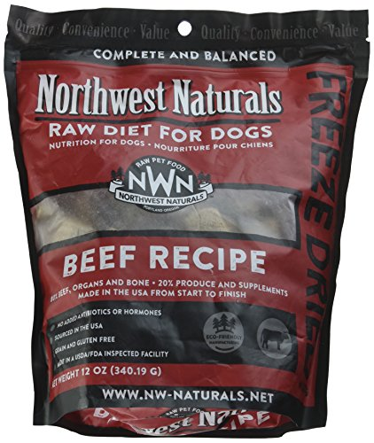 Northwest Naturals Raw Rewards Freeze Dried...