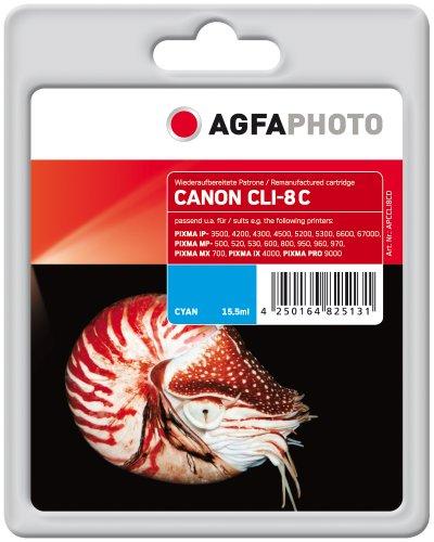AgfaPhoto APCCLI8CD nachgefüllt Tintenpatronen 1er Pack
