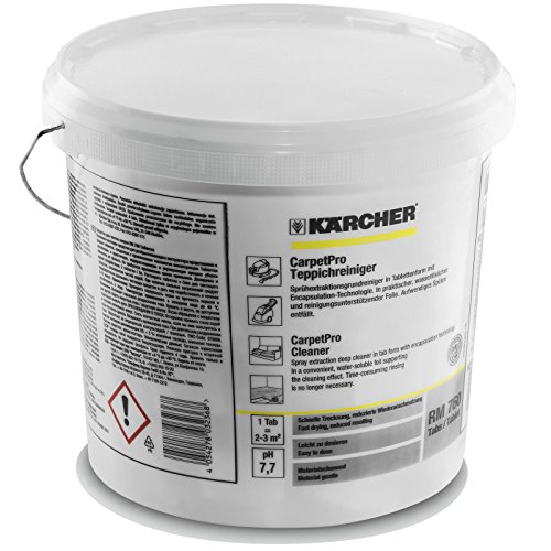 Kärcher CarpetPro Reiniger von Teppichen RM 760200Tabs–62,958,510