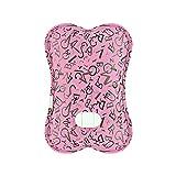 ZHEG Wärmflasche Laden Explosionsgeschützte Warme Handtasche Warme Elektrische Schatz Warme Hand Baby-Rosa