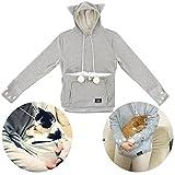 Mewgaroo Hoodie Nyangaroo UNIHABITAT Cat Dog carriers M