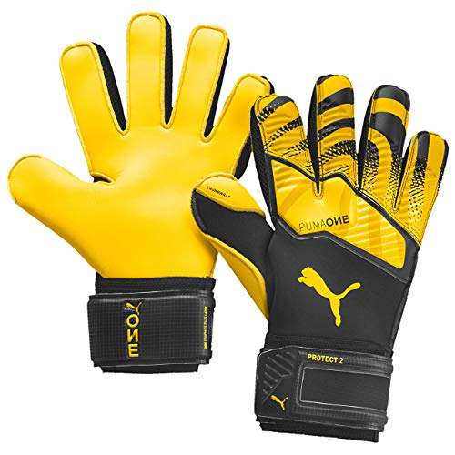 Puma One Protect 2 RC, Guante de Portero, Ultra Yellow-Puma Black-Puma White, Talla 9