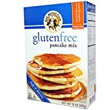 King Arthur Flour, Gluten Free Pancake Mix, 15 oz (425 g)(PACK 1)