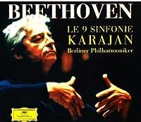 Sinf. N. 1-9 (1963) Von Karajan/Bpo