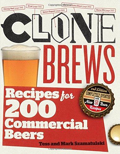 Clone Brews, 2nd Edition