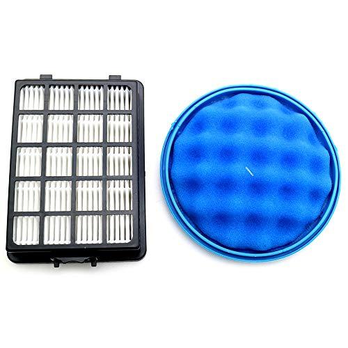 TeKeHom - Confezione da 2 accessori per aspirapolvere parti filtri antipolvere H13 Hepa per samsung SC21F50 SC15F50 FLT9511 Pet Sensor VCA-VH50