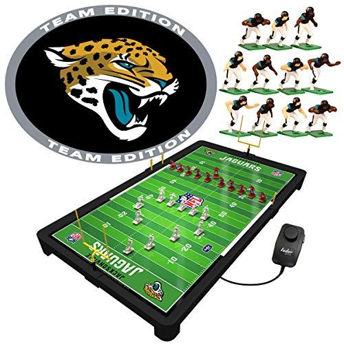 Jacksonville Jaguars NFL Electric Football Game Kentucky