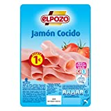 ELPOZO jamón cocido I en lonchas sobre 130 gr