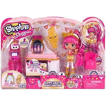 Shopkins Shoppies Lippy Lulu's Beauty Boutiqu | Shopkin.Toys - Image 1