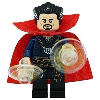 GENUINE Lego Marvel Super Heroes DR STRANGE Minifigure - Split from set 76060 by LEGO