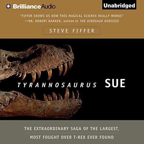 Tyrannosaurus Sue  By  cover art