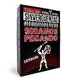 Tribu de Sinvergüenzas 🤣🔥 SIGAMOS PECANDO ❤️💪🏼 - El Mejor Juego de Mesa para Fiestas y Risas con amig@s - Made In Spain