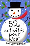 En attendant Noël : Jeu 52 activités pour Noël