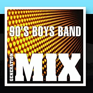 90's Boys Band Mix : Non Stop Medley Party