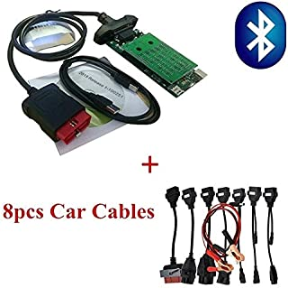 VINTO-Car Diagnostic Cables & Connectors - NEW VCI VD DS150E cdp tcs pro with bluetooth for delphis obd2 diagnostic tool w...