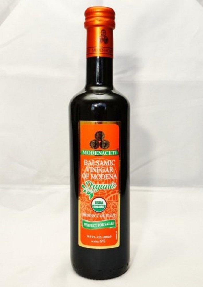 Modenaceti Vinegar Balsamic Max 54% OFF oz Organic Max 63% OFF 17.6