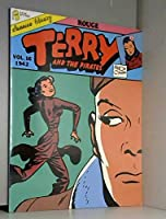Terry and the Pirates Vol 16: Rouge 0918348900 Book Cover