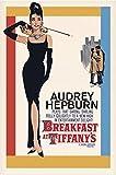 Close Up Breakfast at Tiffany's Poster Audrey Hepburn (61cm