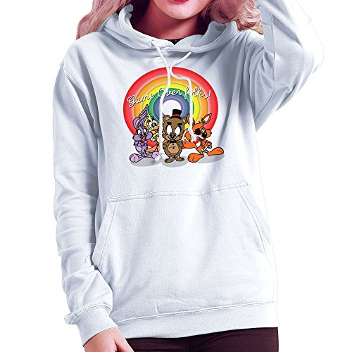 Cloud City 7 Tiny Toons Five Nights At Freddys Women's Hooded Sweatshirt