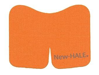 New-HALE(ニューハレ) テーピングテープ すぐ貼れるシリーズ ニ—ダッシュ (6 枚入り) オレンジ 010501011