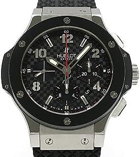 (ウブロ)HUBLOT 腕時計 ビッグバン クロノグラフ オートマチック 301.SB.131.RX SS/セラミック メンズ 中古