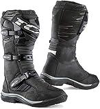 Botas de moto TCX BAJA WP Negro, 44