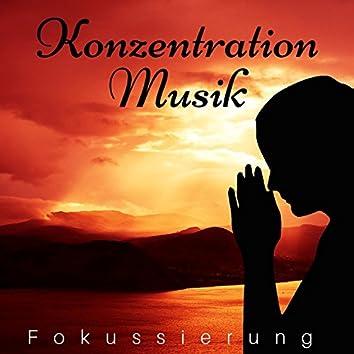 Konzentration Musik - Fokussierung mit Nature Musik, Entspannungmusik für Regeneration, Effektive Lerntechniken, Stressbewältigung