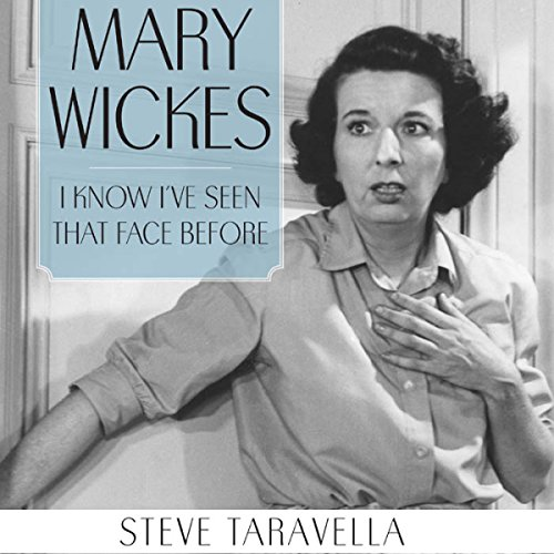 Mary Wickes audiobook cover art