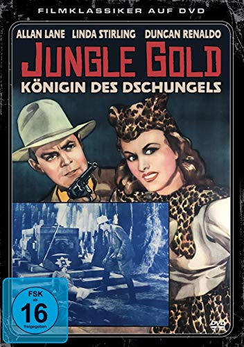 Jungle Gold - Königin des Dschungels