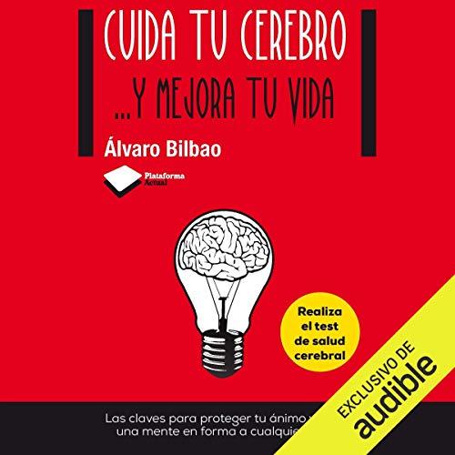 Diseño de la portada del título Cuida Tu Cerebro