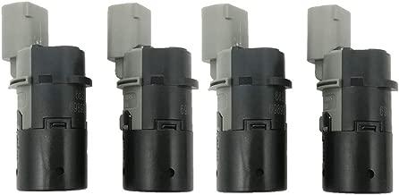 Amrxuts 4pcs PDC Backup Parking Sensor for BMW E39 E46 E53 E60 E61 E63 X5 X3 320i 66206989069