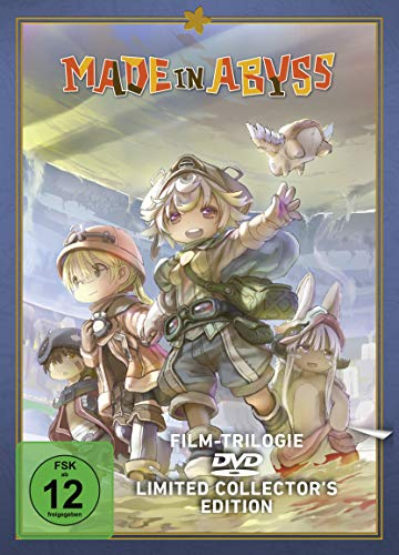 Made in Abyss - Film-Trilogie (Limited Collector's Edition, 2 Discs) [Alemania] [DVD]