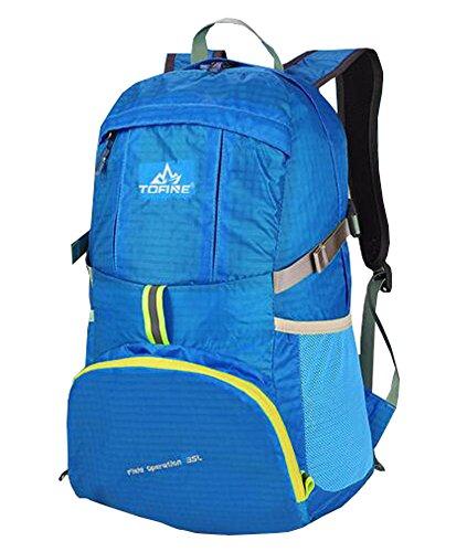 Ultraléger et Handy Packable Sac à dos 35 litres Randonnée Daypack