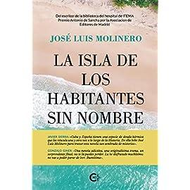 Reseña del libro La isla de los habitantes sin nombre de José Luis Molinero