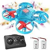 ATOYX Mini Drone Musique, Jouet à Piloter à Distance Idéal pour Enfants et...
