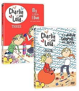 Charlie & Lola: Volumes 3 & 4