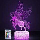 Unicorn Night Lights,3D...image