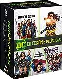 Dc Colección 5 Películas (2013-2017) Blu-Ray [Blu-ray]