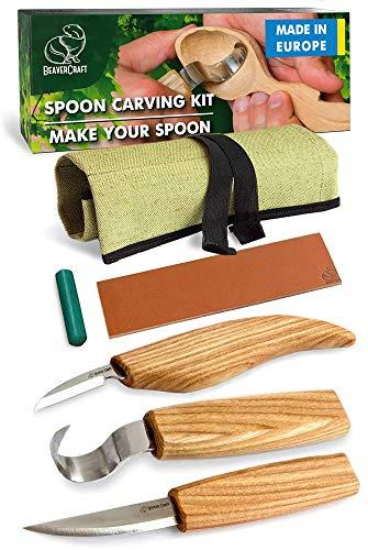 BeaverCraft S13 Wood Carving Tools