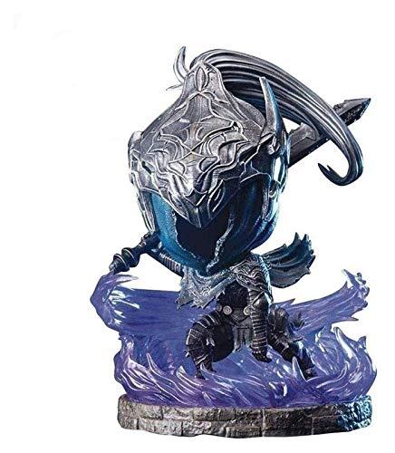 XIAOGING Dark Souls: Queen Cuatro Caballeros Artorias - 7.5 Pulgadas de PVC Figura