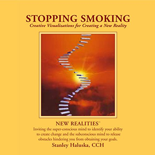 Stopping Smoking audiobook cover art