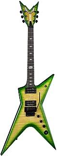 Dean Stealth Floyd FM Electric Guitar with Case, Dimeslime