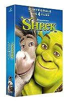 """Shrek : la quadrilogie - inclus le court métrage """"Le Noël Shrektaculaire de l'Ane"""" - Coffret 5 DVD"""