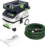 Festool CTL MINI I CLEANTEC-Aspirador 574840, Negro y verde