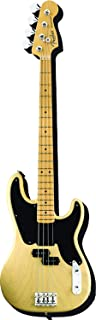 Precision Bass Guitar Magnet Approx 4 inches in length - ONE NEW Guitar Magnet - THIS IS NOT A GUITAR