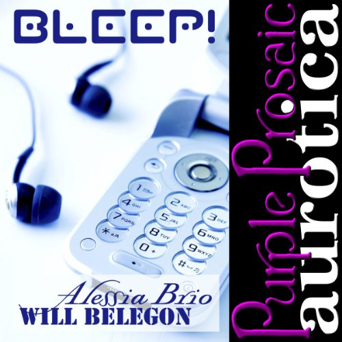 Bleep! audiobook cover art