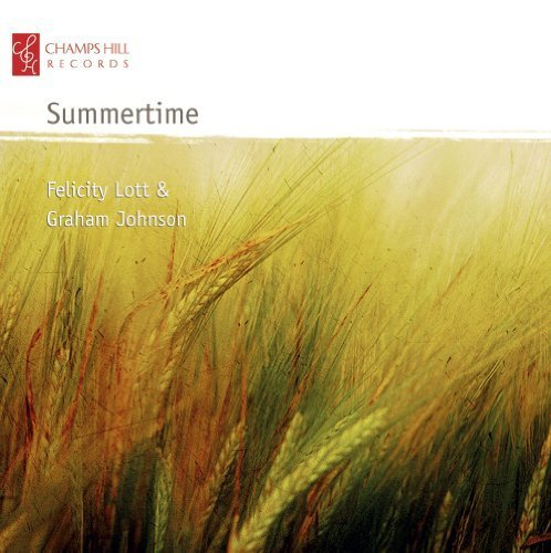 Summertime: Songs for Voice & Piano by Summertime: Songs for Voice & Piano (2010-05-25)